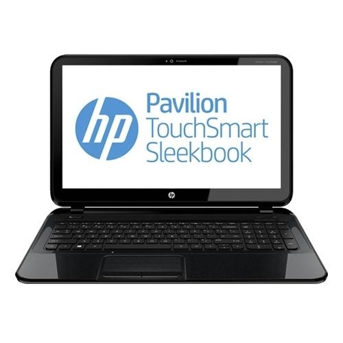 hp pavilion touchsmart sleekbook 15-b100 характеристики