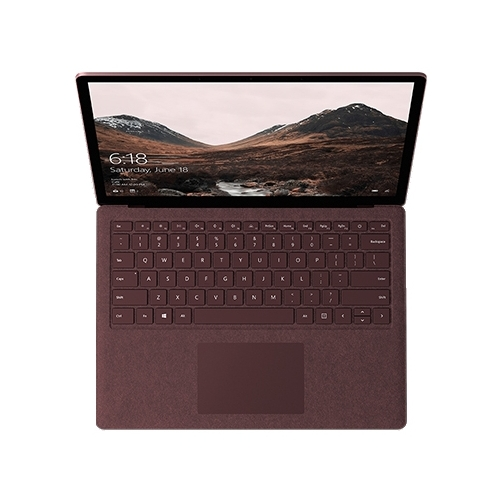 microsoft surface laptop параметры характеристики