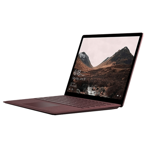 параметры microsoft surface laptop